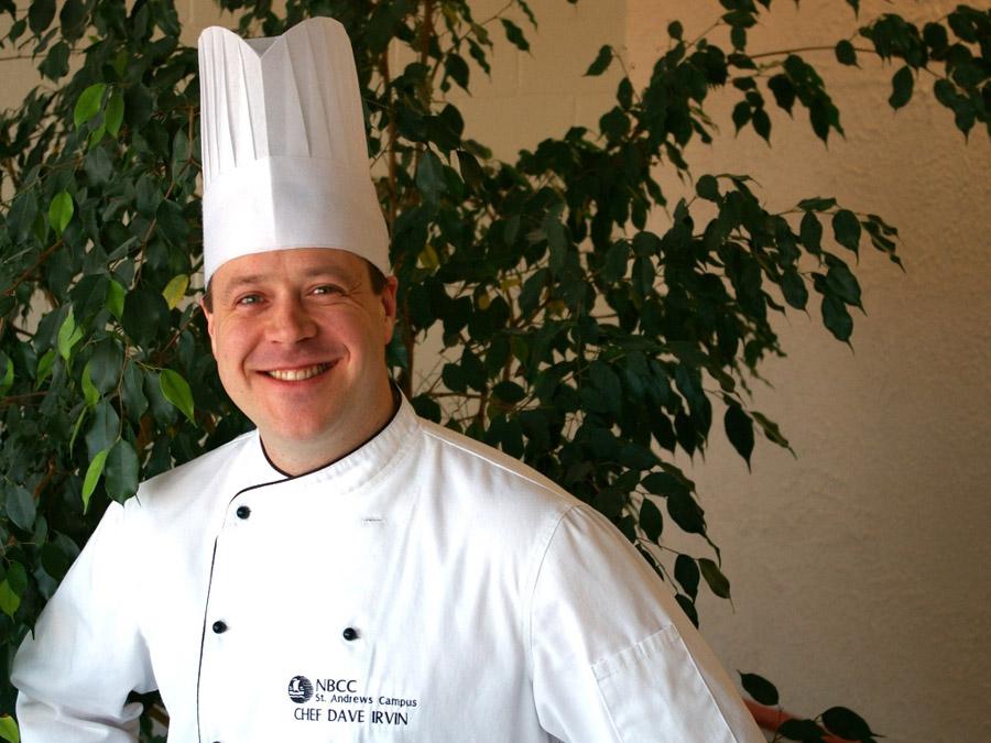 Chef Dave Irvin